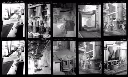 Ipar - Dugattyúgyűrű Gyár