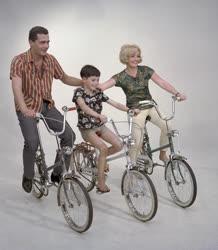 Közlekedés - Reklám - Csepel kerékpár