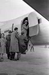 Légi közlekedés - A Maszovlet első légi útja