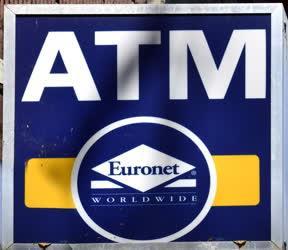 Pénzügy - Budapest - Euronet ATM