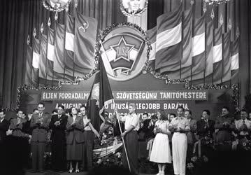 Ifjúsági szervezet - DISZ I. kongresszusa