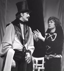 Kultúra - Színház - Shakespeare: Minden jó, ha vége jó