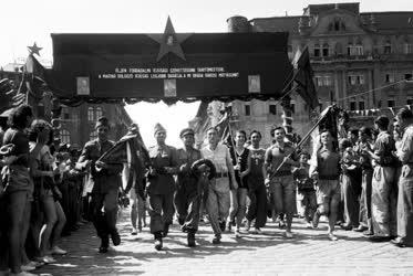 Történelem - DISZ-kongresszus