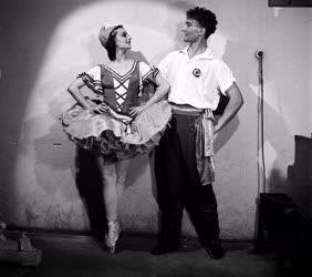 Kultúra - Balett - Lakatos Gabriella és Fülöp Viktor balettművészek