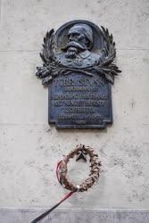 Városkép - Budapest - Türr istván emléktáblája