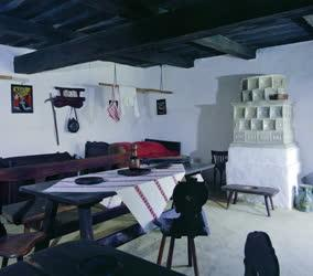 Folklór - A Göcseji Falumúzeumban