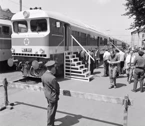Tudomány-technika - Mozdonyok a MÁV-nál