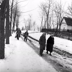 Életvitel - A tél vidéken
