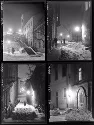 Városkép-életkép - Budapest album