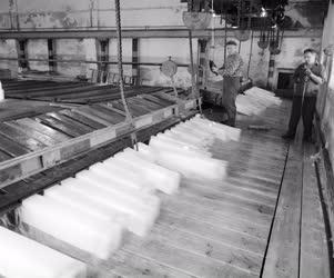 Ipar - Jégtáblák