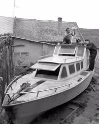 Sport - Hobbi - Hajóépítők Szekszárdon