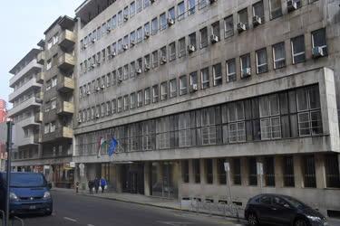 Városkép - Budapest - Nemzetgazdasági Minisztérium