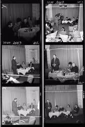 Külkapcsolat - Mokép album - Szovjet filmküldöttség Budapesten