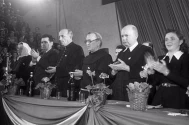 Belpolitika - A II. Magyar Békekongresszus
