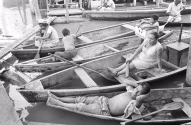 Peru - Életképek Iquitosból