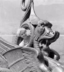 Érdekesség - Sárkány-szobor
