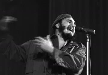 Belpolitika - Fidel Castro