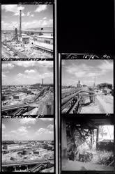 Ipar - Sztálinvárosi kohó