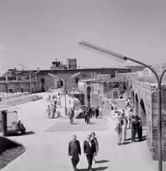 Idegenforgalom- Vendéglátás - Citadella terasz