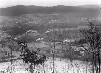 Magyarországi képek - Tél a Bükk hegységben