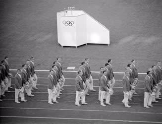Sport - Nyári Olimpiai Játékok - Róma - Megnyitó