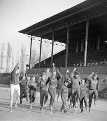 Sport - 50 éves a Ganz-Mávag Gyár sportköre