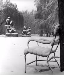 Időjárás - Havazás Győr-Moson-Sopron megyében