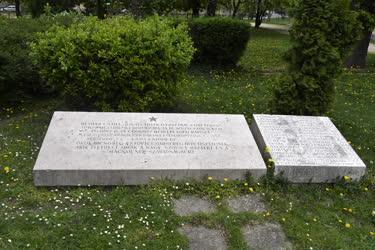 Műalkotás - Budapest - Szabadság-emlékmű