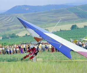 Sport - A nemzetközi siklórepülő találkozó
