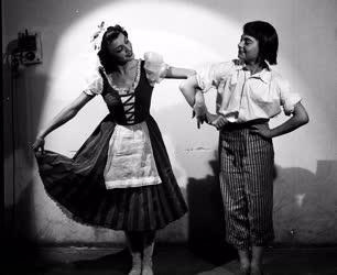 Kultúra - Balett - Lakatos Gabriella és Róna Viktor balettművészek