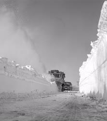 Városkép - Időjárás - Hófúvás