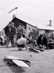 Sport - Szabadidő - Csepeli Repülőklub modellezői