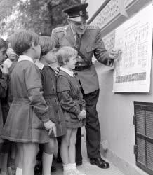 Oktatás - KRESZ oktatás az álatalános iskolákban