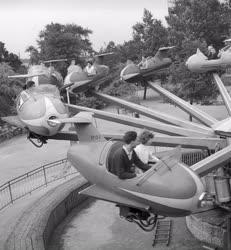 Szórakozás - Vidám Park