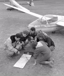 Repülősport - Ipari Tanulók Repülőklubja