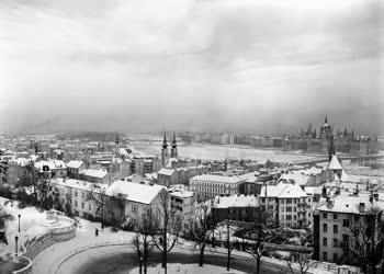 Városkép - Budapesti panoráma