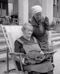 Életkép - Idősgondozás a kamondi szociális otthonban