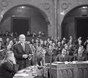 Politika - Az Országgyűlés októberi ülésszaka