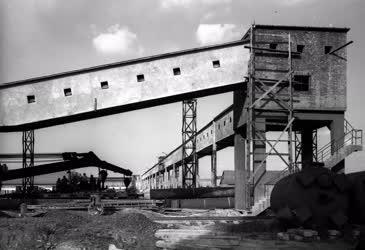 Ipar - A Dunai Vasmű építése