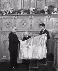 Külkapcsolat - A VII. magyar békekongresszuson