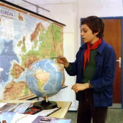 Tanórán a XIII. kerület, Új Lipótváros általános iskolájában
