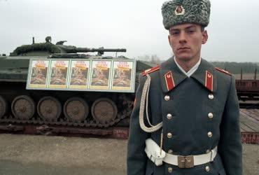 Utolsó szovjet alakulat
