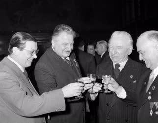 Belpolitika - Állami kitüntetés - Kossuth-díjak átadása