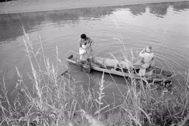 Mezőgazdaság - Halászat - Halászok a Sión