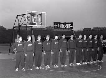 Sport - IX. Kosárlabda EB