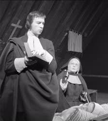 Kultúra - Színház - Arthur Miller: A salemi boszorkányok