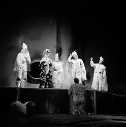 Kultúra - Színház - Alfred Jarry: Übü király