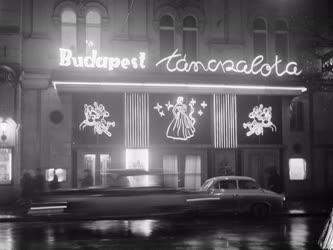 Szórakozás - Ünnep - Szilveszteri Budapest