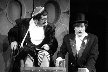 Florentin kalap - bemutató az Operettszínházban