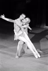 Moszkvai balettegyüttes bemutatója az Operaházban